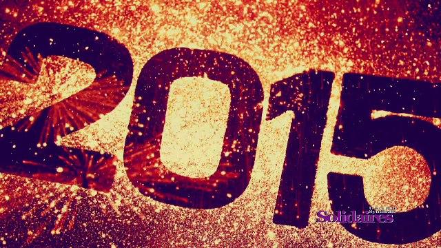 2015 : Pour une année de luttes !