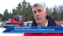 D!CI TV: inauguration d'un nouveau tapis pour enfants à la Joue du Loup
