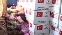 Irak'ta Türk Kızılayı İnsani Yardım Çalışmalarını Sürdürüyor