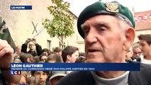 70 ANS DEBARQUEMENT REPORTAGE COMMANDO KIEFFER