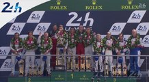 24 HEURES DU MANS 2014 - RACE HIGHLIGHTS - 12pm to the end of the race