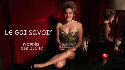 Lectures Glamour - Friedrich Nietzsche : Le Gai Savoir
