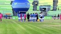 Venezuela: Hools werfen Steine ins Stadion