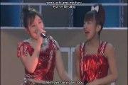 I Wish - Morning Musume ENG SUB (Tsuji Nozomi and Ai Kago MM Graduation)