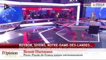 TextO' : Aéroport de Notre-Dame-des-Landes, Manuel Valls persiste et signe