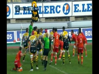 Rugby Pro D2 Albi USAP