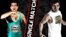 LWA Intocables - Single Match - Kaiser vs XL (2014-11-23)