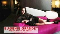 Lectures Glamour - Honoré de Balzac : Eugenie Grandet