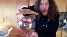 Tuto Tour de magie super facile : la boule qui lévite!