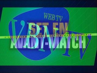 Set en avant match VBN-TERVILLE