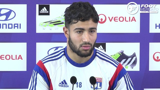 OL : Nabil Fekir dévoile les noms de ses deux joueurs préférés