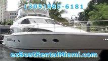 Boat Rental Miami, Yacht Rental Miami, Yacht Charters Miami