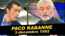 Paco Rabanne est dans Coucou c'est nous - Emission complète