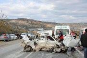 Taziyeye Giden İki Kardeş Kazada Öldü