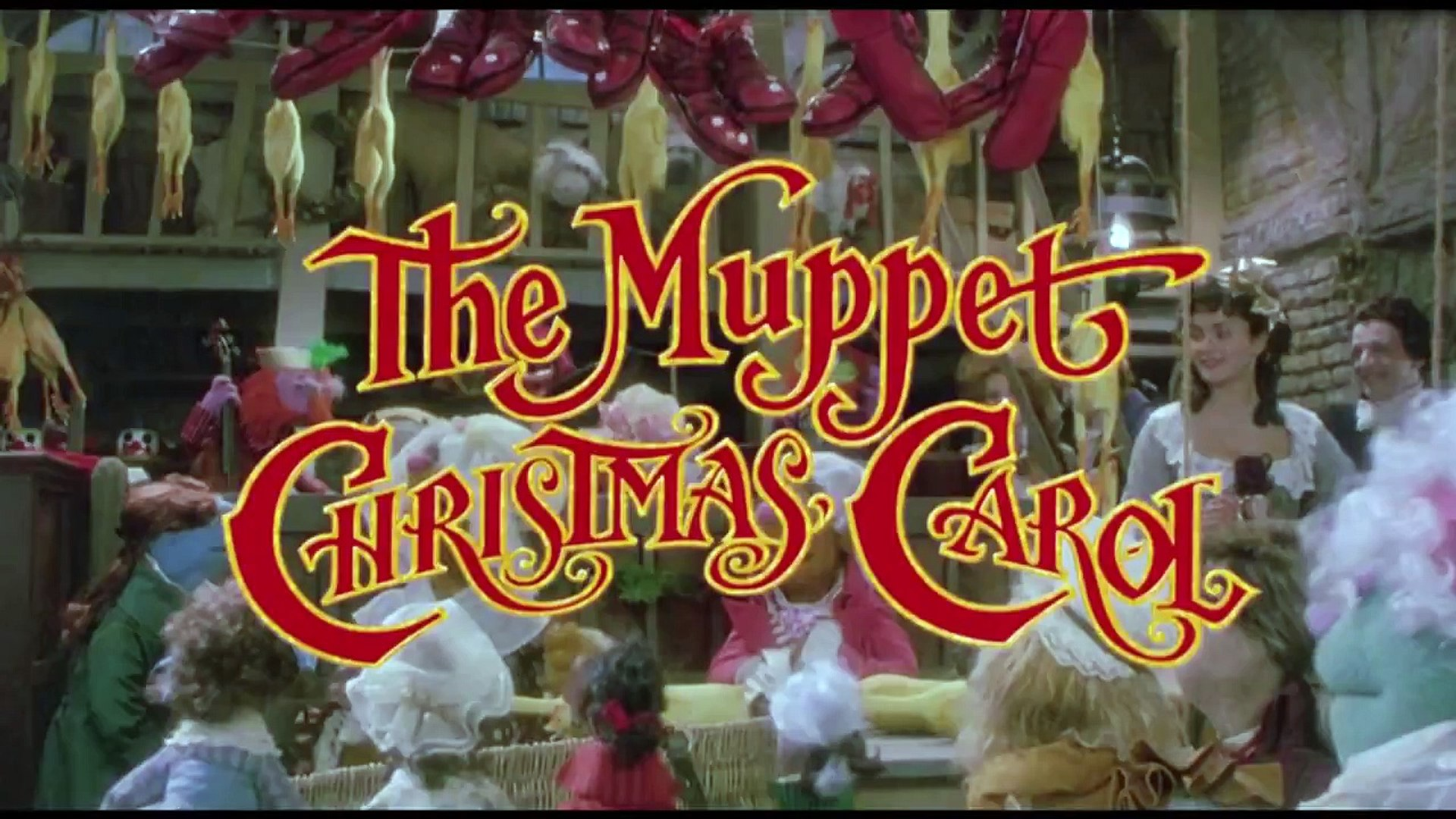 The Muppet Christmas Carol Trailer 1992.The Muppet Christmas Carol 1992 Original Trailer