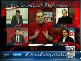Hot Debate Between Saleem Bokhari, Javed Chaudhry And Fawad Chaudhry