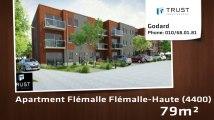For Sale - Apartment - Flémalle Flémalle-Haute (4400) - 79m²