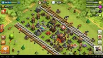 TOWN HALL 6 VS TOWN HALL 10!    Clash Of Clans   Epic Trolling Long Base Design!00h00m00s 00h04m15s