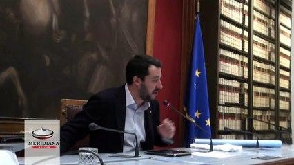 La lega sbarca a Roma, Noi con Salvini nuovo soggetto politico della Capitale avanti il nuovo