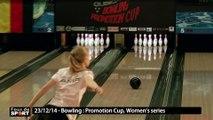Fous de sport spécial finale féminine de la Bowling Promotion Cup