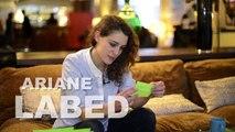 Ariane Labed, entretien post-it