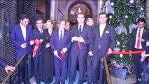 Bakan Çelik Otel Açılışına Katıldı