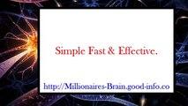 How To Get Rich Quick, Millionaire Mindset Pdf, Millionaire Ideas, Online Millionaires