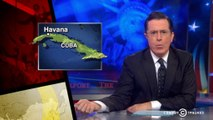 Late-night laughs: Greetings from Havana