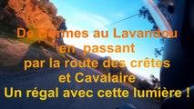 De Bormes au Lavandou par les crêtes