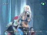 Christina Aguilera - Dirrty live Pop Jam