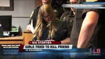 Wisconsin Girls to Stand Trial in Slender Man Stabbing