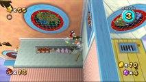 Super Mario Galaxy 2 - Monde 4 - Monde à l'envers : Des hauts et des bas dans la ville