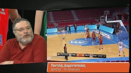 Ολόκληρη η Super Basket BALL 19.12