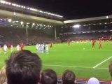 Liverpool Vs FC Basel 1-1 - Steven Gerrard Fantastic Goal - December 9 2014.