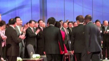 Cérémonie d'ouverture de la Conférence Plénipotentière 2014 de l'UIT