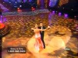 Stacy Keibler & Tony Dovolani - Quickstep