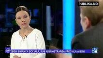 Dorin Drăguţanu, despre investigaţia internaţională de la BEM şi problemele din sistemul bancar