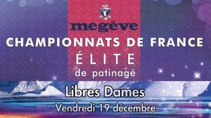 Replay - Elite Megève 2014 - Libre Dames