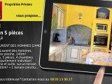 A vendre - maison - SAINT LAURENT DES HOMMES (24400) - 5 pièces - 140m²