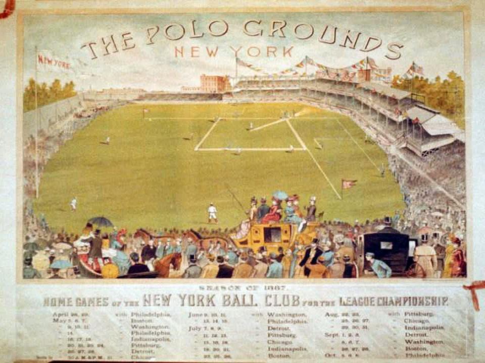 Baseball History 19th Century Baseball