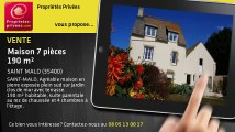 A vendre - maison - SAINT MALO (35400) - 7 pièces - 190m²