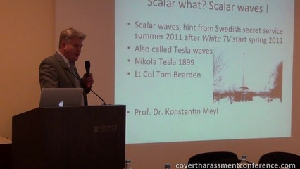 Dr  Henning Witte - Scalar Waves used in Mind Control
