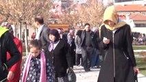 Soma'da Ölen Madencilerin Aileleri Mevlana Müzesini Ziyaret Etti