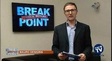 """""""Rifiuti della società"""" - Break Point 18/12/2014 - Prima parte"""