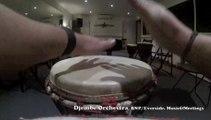 Djembe Orchestra Music&Meetings, BNP/Everside
