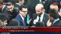 Hakan Terzioğlu - AK Parti 5. Olağan Kongre  - 61Saat Tv - 20.12.2014