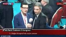 Hasan Dilekoğlu - AK Parti 5. Olağan Kongre  - 61Saat Tv - 20.12.2014