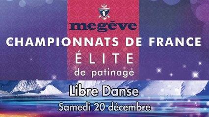 Replay - Elite Megève 2014 - Libre Danse