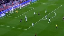 Luis Suarez First Goal in La Liga (2-0) HD Barcelona vs Cordoba La Liga 2014.