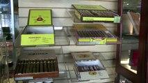 USA/Cuba: le soulagement des amateurs de cigares